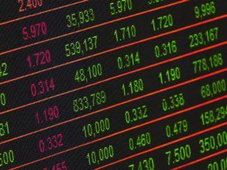 Opciones financieras , bolsa, datos