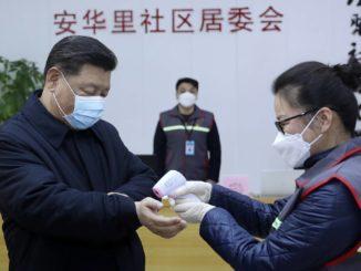 Xi-Jinping, coronavirus